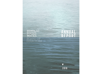 buffalo pound water treatment plant annual report 2018
